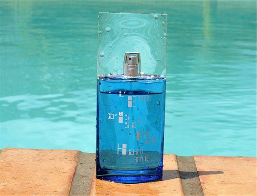 Alberto Morillas Fragrances - Issey Miyake L'Eau d'Issey Pour Homme Summer 2017