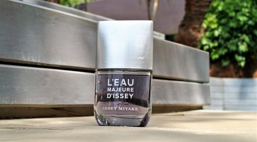 Summer Fragrances - Issey Miyake L'Eau Majeure d'Issey