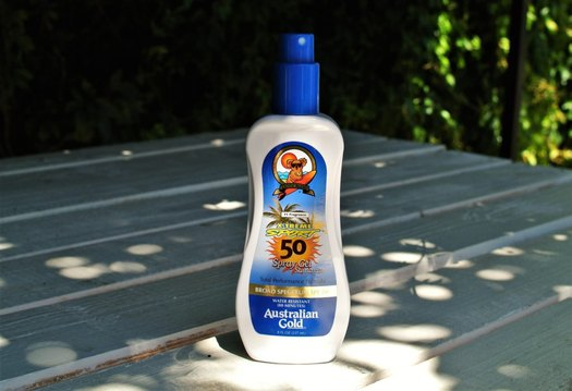 Grooming Mistakes - Not Using Sunscreen Regularly
