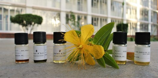 Saint d'Ici Natural Perfumes