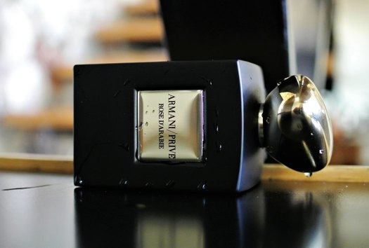 Fragrance Shopping In Johannesburg - Armani Prive Rose D'Arabie