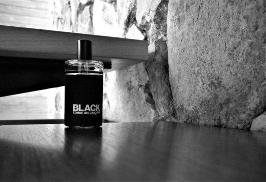 Fragrance Shopping In Johannesburg - Comme des Garcons Black