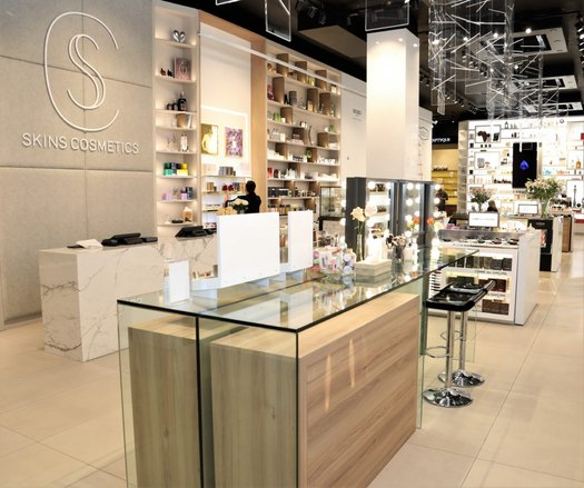 Fragrance Shopping In Johannesburg - Skins Cosmetics