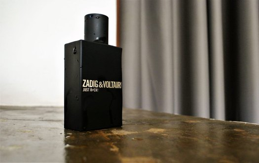 Fragrance Reviews - Zadig & Voltaire Just Rock! For Him EDT