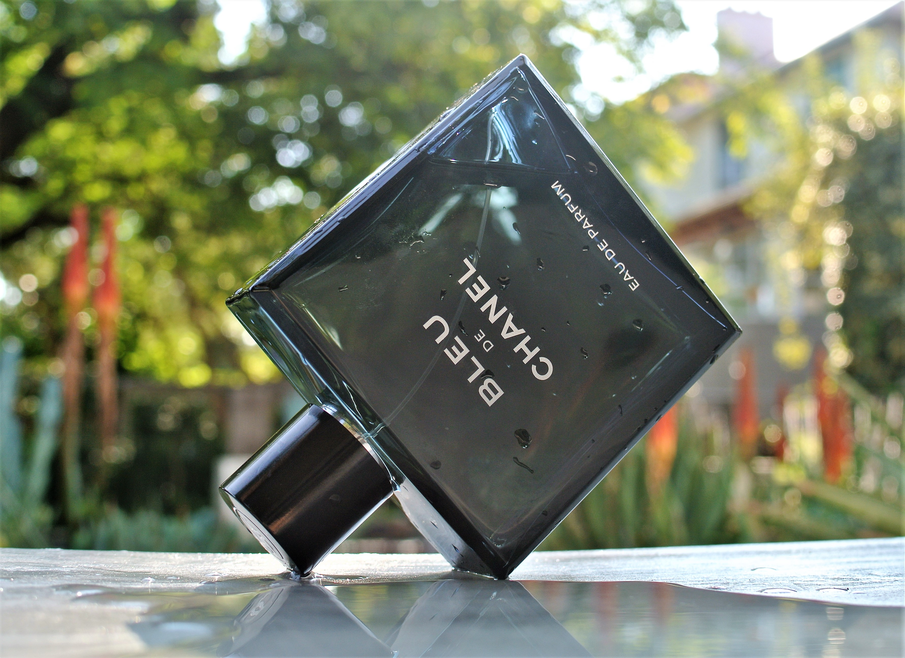 Going Large All 300ml Of It With Bleu De Chanel Edp