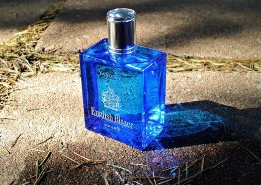 Yardley English Blazer Azure EDP Review