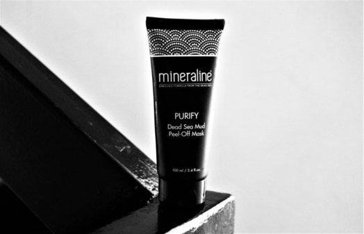 Face Masks For Men - Mineraline Purify Dead Sea Mud Peel-Off Mask