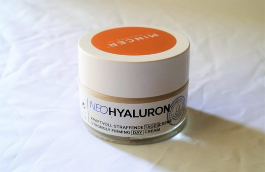 Mincer Pharma Neo Hyaluron Strongly Firming Day Cream SPF10